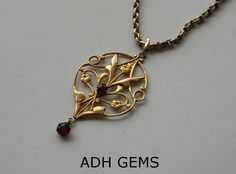 Stunning collection of Vintage and Antique Jewellery at very low prices.  You will not regret visiting this site.  www.adhgems.co.uk