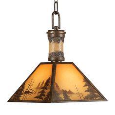 Pine Meadow Pendant Light