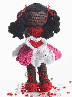 Looking for free crochet Valentines patterns? | danielasneedleart
