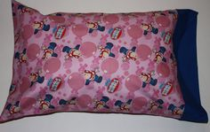 Standard Pillowcase or Travel Pillowcase by bubblenbee on Etsy