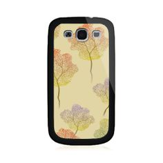 Trees In Fog Samsung Galaxy S3 Case