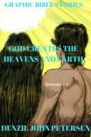 God creates the heavens and earth., an ebook by Denzil Petersen at Smashwords Earth From Space, Space Time, Bible Stories, Heaven On Earth, Heavens, Shit Happens, God, Books, Dios