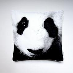 Bring the outside in// coussin panda . Panda Love, Panda Bear, Bedroom Themes, Bedroom Decor, Panda Pillow, Latest Cartoons, Sky Ceiling, Decorative Pebbles, Blue Ceilings