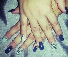 Super rock nails!