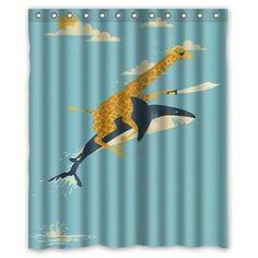 Hertanercase Giraffe Riding Shark Custom 100% Polyester S... https://www.amazon.com/dp/B019XGEKAC/ref=cm_sw_r_pi_awdb_x_spP6ybD71YBNW