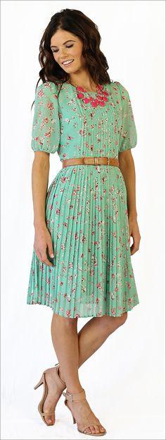 Kiera Dress [MDS3109] - $65.00 : Mikarose Boutique, Reinventing Modesty