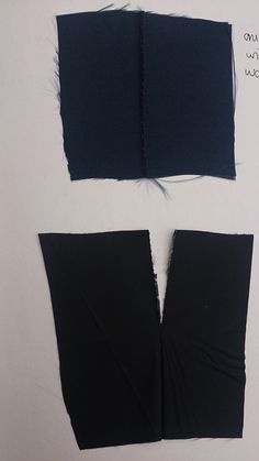 Ultra sonic welding samples -it didnt work with all fabrics even though they had more than 60% synthetic fibres. generally worked well with thinner fabrics