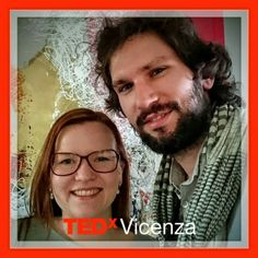 #selfiewiththespeaker  The first speaker has just arrived in #Vicenza. Welcome to #Italy Marie #Moe!  #TEDxVicenza #PlayPauseRestart  #tedxvicenza16 #7maggio #tcvi #Vicenza #vicenzacity #speaker #tedx #tedxevents #ideasworthspreading #selfie #smile #igersvicenza