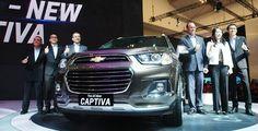 Chevrolet Captiva 2016 Rilis di GIIAS, Berapa Harganya?