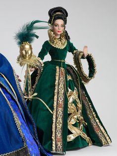 Masquerade Euphemia | Tonner Doll Company