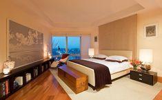 Decor Salteado - Blog de Decoração | Arquitetura | Construção | Paisagismo: Móveis para decorar os pés da cama, quais são?