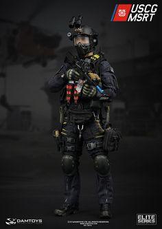 Veste tactique - échelle 1//6 FLAGSET figures Masqué mercenaires 2.0 armée de deux