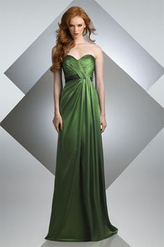 Very elegant!  Might be good for a night wedding...