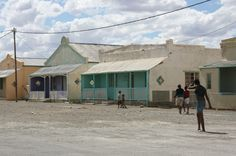 Carnavon, Karoo town South Africa