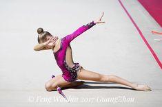 Daria Segraeva (Russia), junior, Russian-Chinese Youth Games 2017