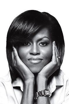 Michelle Obama | Very cool photo blog