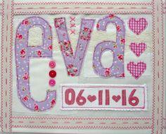 New Baby Girl Gift Personalized Christening Goddaughter