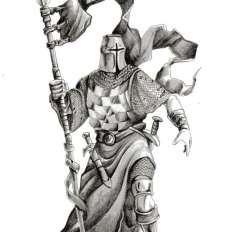 8 Best Knights Images In 2019 Croatian Tattoo Knight