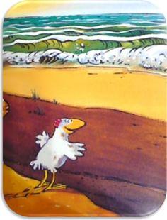 La petite poule qui voulait voir la mer, chapitre 2 , lecture primaire