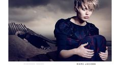 Photos: Miley Cyrus in Marc Jacobs Spring 2014 Ads
