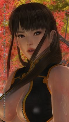 DEAD OR ALIVE 5 Last Round LeiFang18 by aponyan on DeviantArt