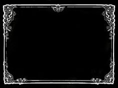 Blank Title Card