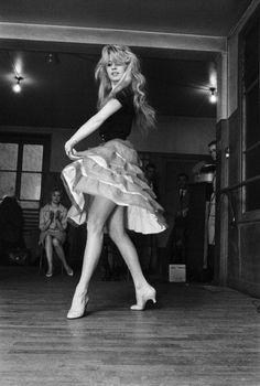 Brigitte Bardot. Like our inspiration? Visit us here: http://www.etsy.com/shop/LeVintageSloth
