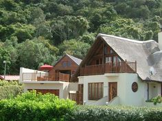 Cloverleigh Cottages - Cloverleigh, a 4 Star guest house, is situated right on the edge of the Wilderness Lagoon in the heart of the Garden Route of South Africa.  Cloverleigh allows you to choose between a self-catering and ... #weekendgetaways #wilderness #southafrica