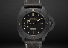 Panerai PAM508 Luminor Submersible 1950 3 Days Ceramica Review ~ Watches And Reviews