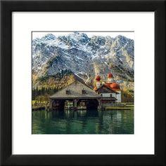 Beautiful Bavaria Fine art photography Rustic landscape