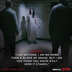 The Mother of Evil. #PennyDreadful