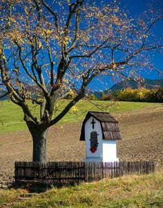 Small but strong Niches, Chapelle, Altar, Homesteading, Poland, Countryside, Diy And Crafts, Spirituality, Strong