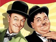 Resultado de imagen de frases de Stan Laurel y Oliver Hardy