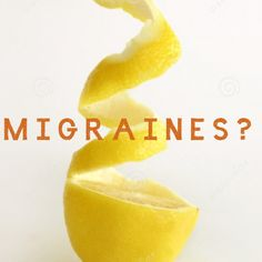 If you get headaches and want to have some natural options, read this! #migraine #headache #natural
