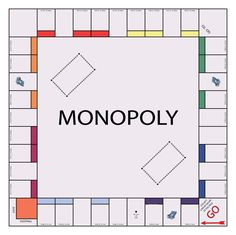 If You Were to Make a Monopoly Board ...                                                                                                                                                                                 Mais