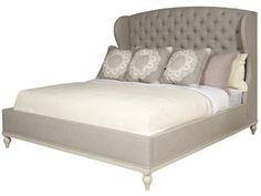 Shop for Vanguard King Bed, V1728K-HF, and other Bedroom Beds at Vanguard Furniture in Conover, NC. Fabric and Leather.