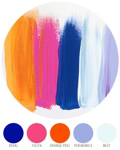 royal blue color palette - Google Search
