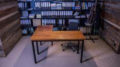 Sháníte jedinečný stůl do Vaší kanceláře? Tak právě pro Vás je náš stůl Gump! Železná konstrukce s masivní smrkovou deskou udělá dojem a Vám se bude pracovat jistě lépe. Corner Desk, Furniture, Home Decor, Corner Table, Decoration Home, Room Decor, Home Furnishings, Home Interior Design, Home Decoration