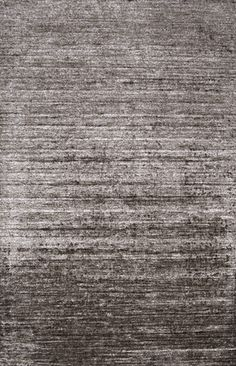 Hand woven charcoal Haize rug with a lustrous sheen. From Surya. (HAZ-6002).