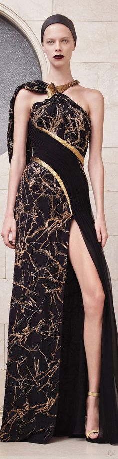 Fall 2017 Haute Couture Atelier Versace