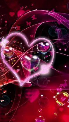 Love Wallpapers Romantic, Beautiful Flowers Wallpapers, Beautiful Nature Wallpaper, Beautiful Love Pictures, Beautiful Gif, Beautiful Roses, Love Wallpaper Backgrounds, Heart Wallpaper, Fantasy Love