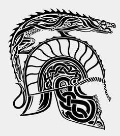 Public Domain.  The Children Of Hurin.  Dragon Helm.  http://lilywight.com/2012/11/09/the-children-of-hurin-by-j-r-r-tolkien/