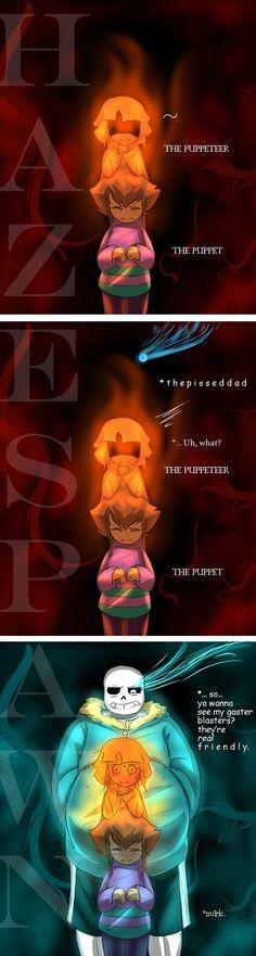 The Puppet and her Puppeteer... by HazeSpawn.deviantart.com on @DeviantArt