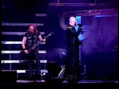 Judas Priest-Diamonds and Rust--Such a beautiful performance of this song. It seems like the song is more powerful now that they are older.