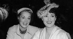 Sisters actress June Havoc and burlesque star Gypsy Rose Lee