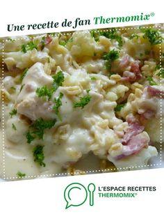 Chicken Pasta Crockpot, Healthy Dinner Recipes, Crockpot Recipes, Risotto, Potato Salad, Food And Drink, Menu, Cooking, Ethnic Recipes