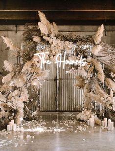 Wedding Wall, Boho Wedding, Floral Wedding, Dream Wedding, Wedding Night, Wedding Shoes, Summer Wedding, Wedding Altars, Wedding Ceremony Decorations