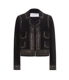 As Seen on IG: Lou Doillon's Embroidered Jacket - Gallery - Style.com