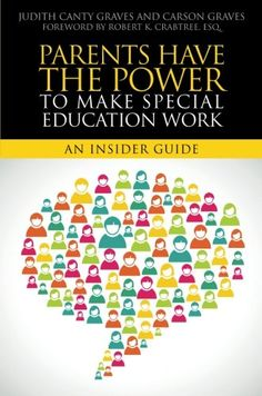 Parents Have the Power to Make Special Education Work: An Insider Guide by Judith Canty Graves http://www.amazon.com/dp/1849059705/ref=cm_sw_r_pi_dp_r9O0ub08SKG79