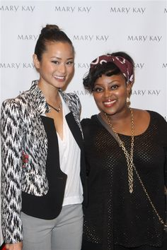 As a celebrity makeup artist, I was thrilled when Mary Kay asked me to join their team at the Pre-Golden Globe Kari Feinstein Style Lounge in Hollywood, California!